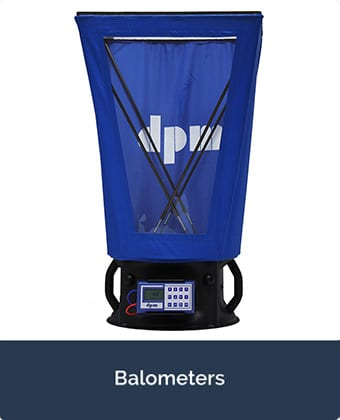 Balometers & Capture Hoods