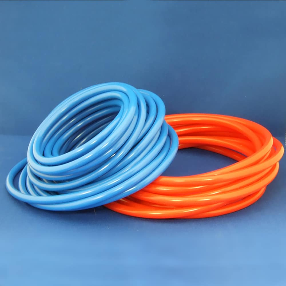Red and Blue PVC Tubing for use on Pitot Tubes - TT Series