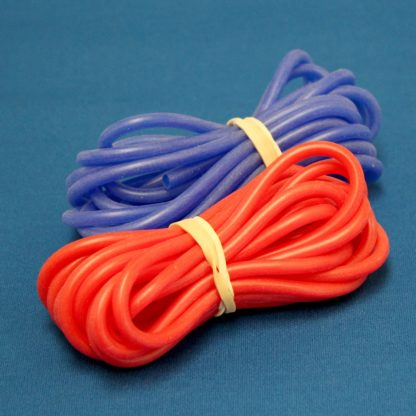 Red and Blue Tubing
